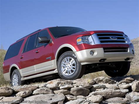 2007 Ford Expedition Pictures And Information Sportruckcom