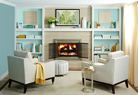 lowes living room paint colors