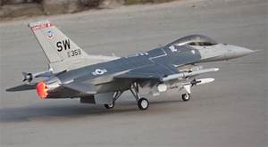 RC F-16 Fighting Falcon - You're Cleared For Take-Off!