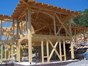 annuaire sur internet de la maison en bois et des With maison bois et paille 4 poteaux poutres et paille