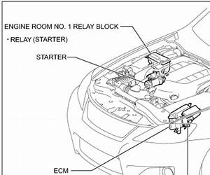 Lexus Ls460 Engine Diagram