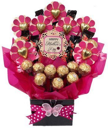mothers day flower chocolate bouquet   flower