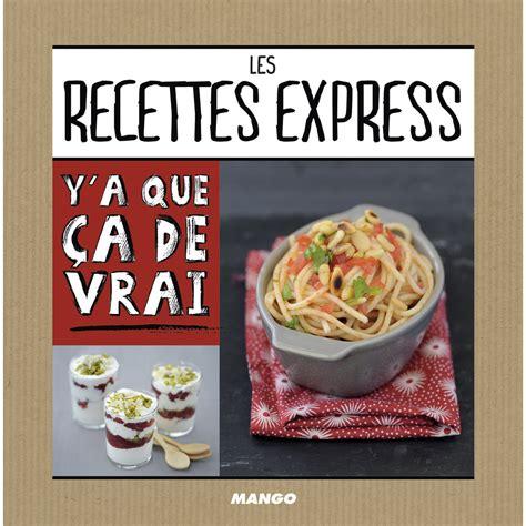 recette cuisine express recettes express achat vente de livre de cuisine