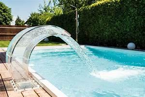 Pool Mit überdachung : pool mit vollausstattung acrylgals schwalldusche in aktion ~ Eleganceandgraceweddings.com Haus und Dekorationen