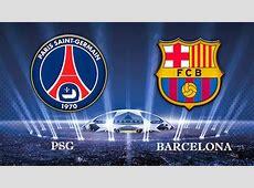 Alineación PSGBarcelona Cuartos Champions ida Liga