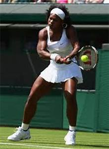 Muscle Loss With Age Chart Serena Williams