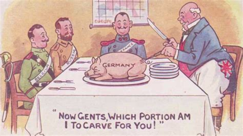 Why The Treaty Of Versailles Ruined Germany And Led To