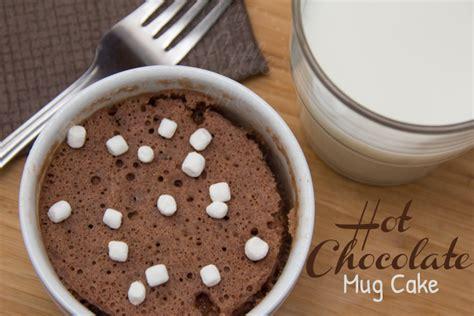 hot chocolate mug cake recipe     baby