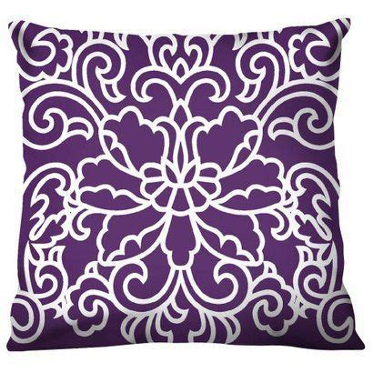 Target Bedroom Throw Pillows by Thai Silk Purple Throw Pillow Target Seattle Apartment