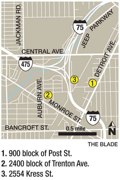 The Shed Toledo Ohio Hours by 2 Toledo Teenagers Killed Within Hours The Blade