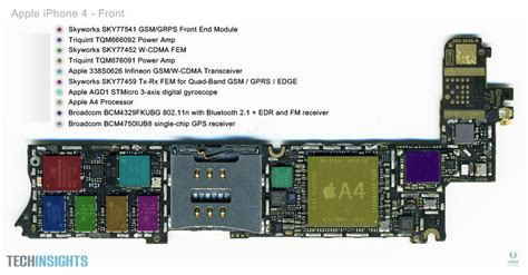 All Iphone 4 Diagram by All About Mobiles All Iphone 4s Schematics Diagrams