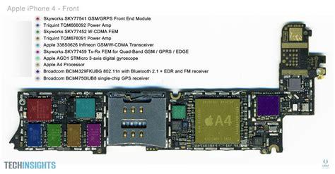 gsm solutions iphone  schematic diagram circuit