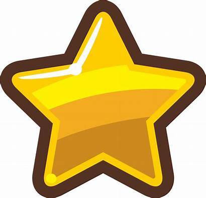 Cartoon Clipart Stars Clip Sterne Drawing Medal