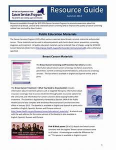 Csp Resource Guide Summer 2012