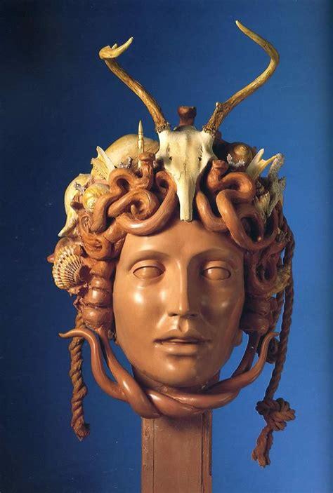 Medusa - Audrey Flack Wallpaper Image