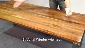 Holz Wachsen ölen Oder Lasieren : holzpflege massivholztisch make it self youtube ~ A.2002-acura-tl-radio.info Haus und Dekorationen