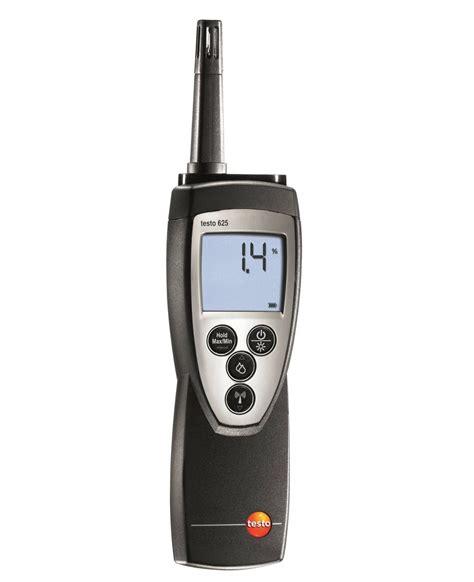 on testo testo 625 thermo hygrom 232 tre humidit 233 de l air