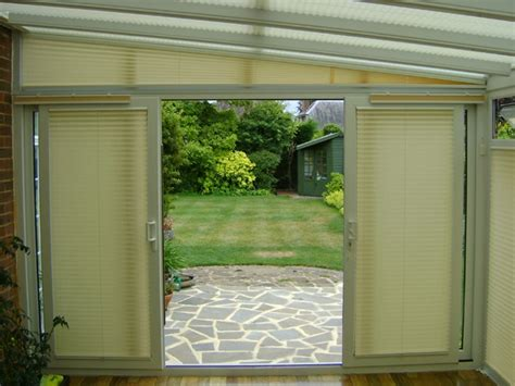 Patio Doors With Blinds by Patio Door Blinds