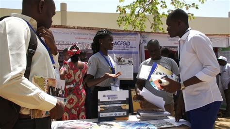 africa higher education fair connects schools  students