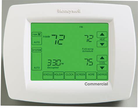 Commercial VisionPRO® 8000 - Honeywell ForwardThinking