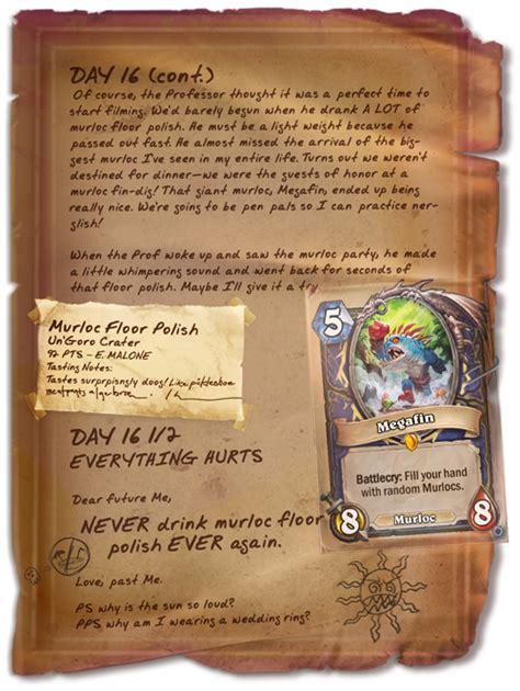 murloc shaman deck no quest hearthstone news new hearthstone post shows the