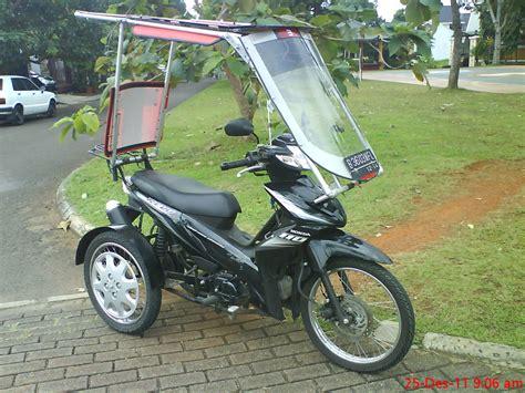 Motor Roda Tiga Modifikasi by Motor Tiga Roda