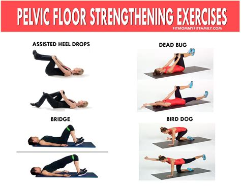 why you should be doing pelvic floor exercises