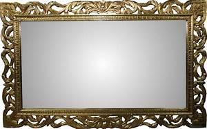 Spiegel 200 X 100 : casa padrino barock spiegel gold handgefertigt 160 x 100 cm holzspiegel barock m bel spiegel ~ Markanthonyermac.com Haus und Dekorationen
