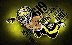 Rey Mysterio 619 wallpapers ~ WWE Superstars,WWE ...