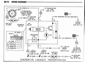 Overdrive Wiring Diagram