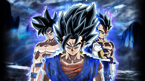 dragon ball wallpaper ultra instinct impremedianet