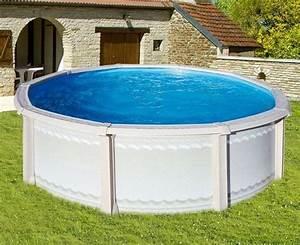 Piscine Hors Sol Metal : piscine hors sol m tal r sine liberty diam 5 80m trigano ~ Dailycaller-alerts.com Idées de Décoration