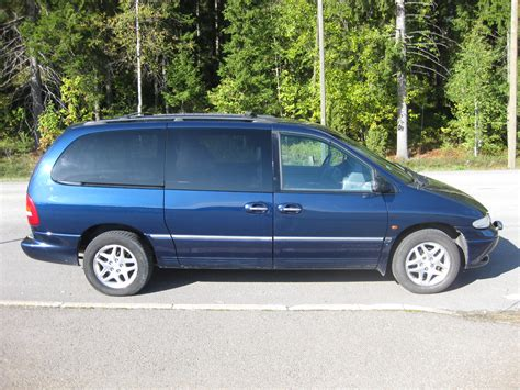 Chrysler Voyager 2000 by 2000 Chrysler Grand Voyager Photos Informations Articles