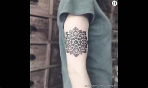 Tatouage Avant Bras Femme Mandala : mandala avant bras tatouage avant bras 40 id es cool pour ~ Melissatoandfro.com Idées de Décoration