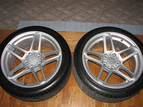 Are There Ac Schnitzer Replica Wheels?