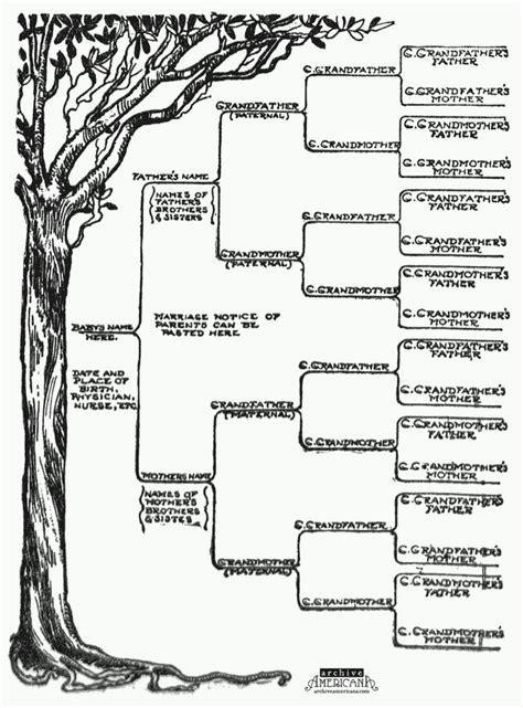 family tree template word peerpex