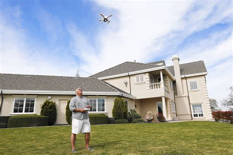 Drone Photography Taking Off In Real Estate  Orlando Sentinel