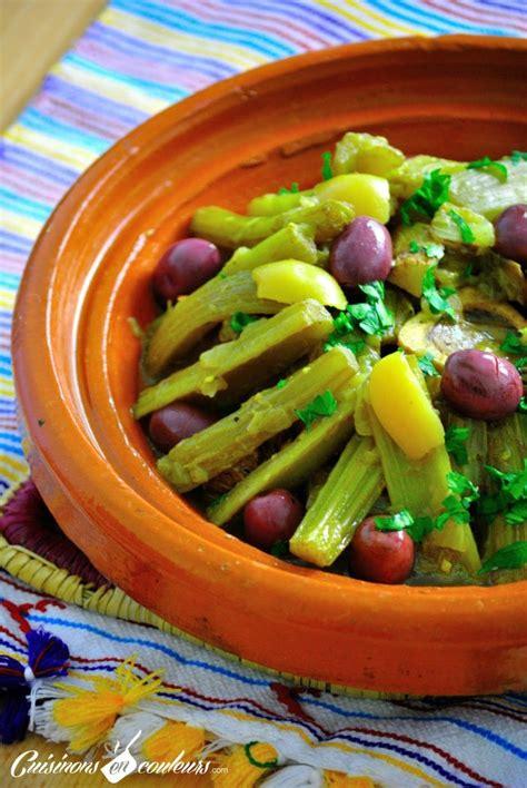 cuisiner cardons tajine de boeuf aux cardons cuisinons en couleurs