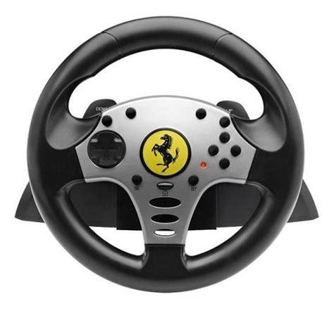 lenkrad thrustmaster veroeffentlicht ferrari challenge wheel