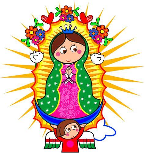 virgen guadalupe buscar con imprimibles st y holy