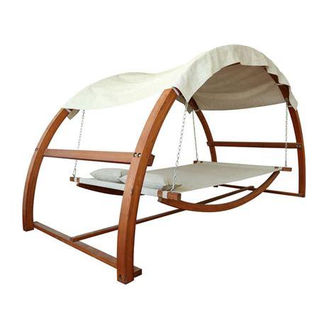 canapé swing leisure season patio swing bed with canopy hammock swing