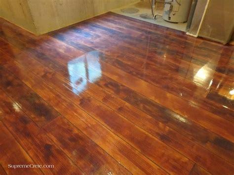 wood flooring on concrete basement wood floor basement home design