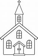 Church Line Art - Free Clip Art Building Clip Art Black And WhiteConstruction House Clip Art Black And White