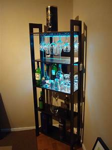 Pimp My Kallax : ikea hackers pimp my billy laiva from a boring bookshelf to an astonishing bar back bar ~ Markanthonyermac.com Haus und Dekorationen