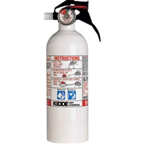 Boat Safety Fire Extinguishers by Kidde Mariner Line Fire Extinguishers Boater Supplies