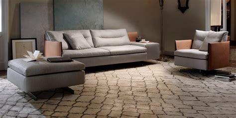 fau livingroom poltrona frau gran torino lounge chair sofa sofa