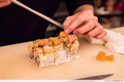 hana japanese cuisine hana japanese restaurant review flying noodles you can