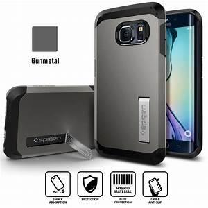 SGP11430 SGP11431 Galaxy S6 Edge Case Genuine Spigen Tough ...