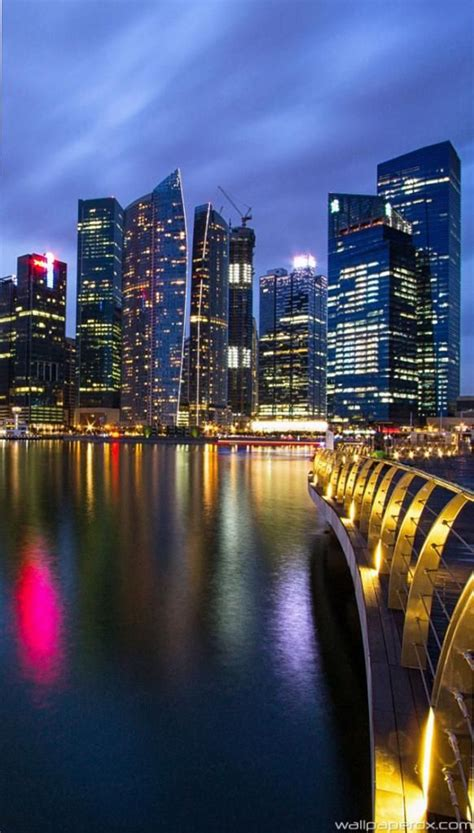 iphone  wallpaper singapore city full hd iphone