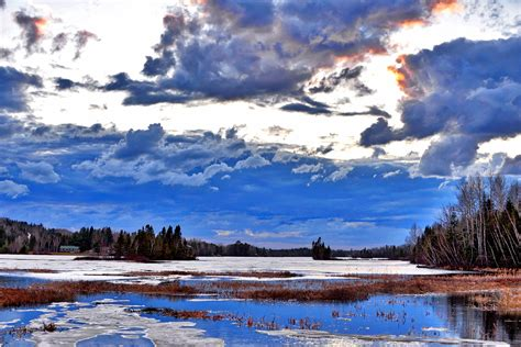 spring  weather outlook  canada  farmers almanac